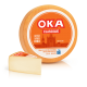 OKA Classique Cheese Wedges Cut In Store