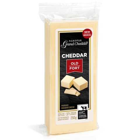 Agropur Grand Cheddar Fort | Agropur Grand Cheddar Old